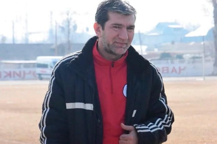 Алиёр Ашурмамадов фото футболиста