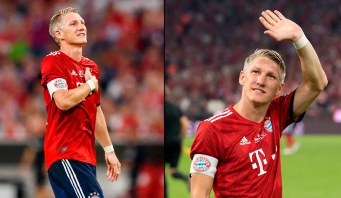 Бастиан Швайнштагер фото игрока в Баварии