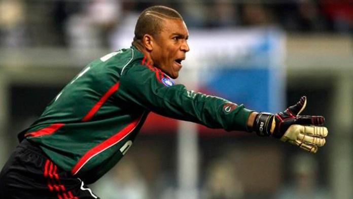 Дида легендарный бразильский вратарь