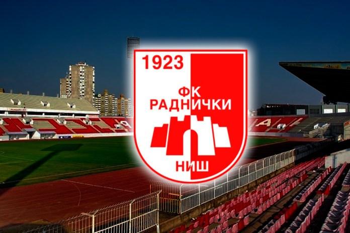 ФК Раднички лого команды