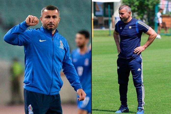 Гурбан Гурбанов известный азербайджанский футболист и тренер