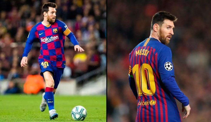 Лучший игрок Барселоны - Лионель Месси