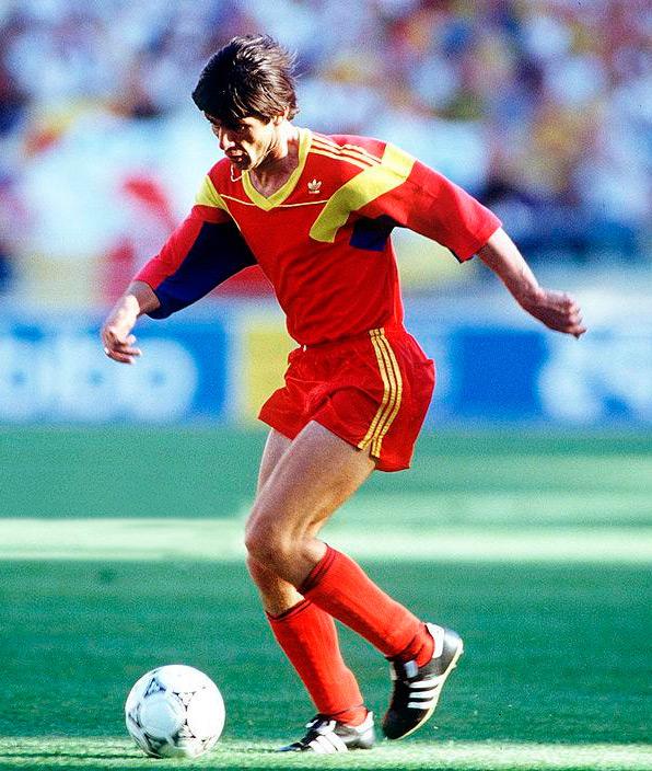 Мариус Лэкатуш фото игрока Румынии