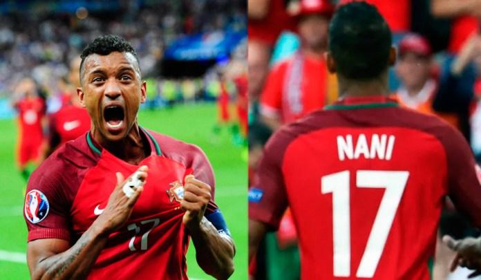 Нани фото футболиста в сборной