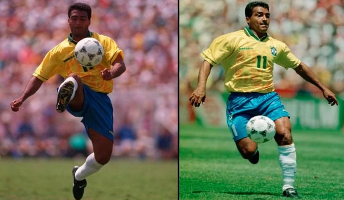 Ромарио футболист сборной Бразилии