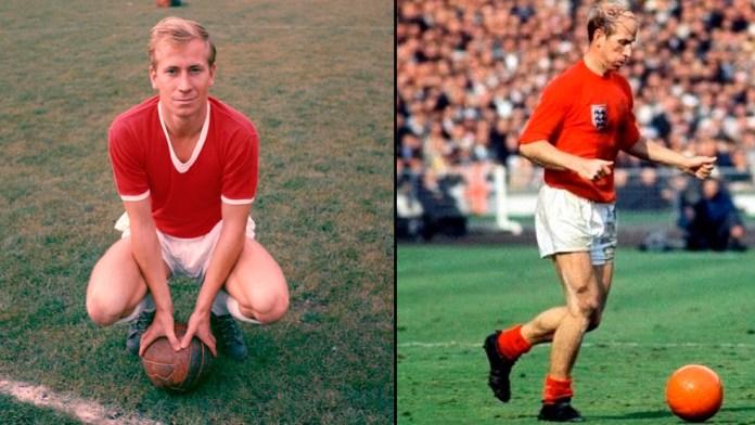 Бобби Чарльтон легенда английского футбола