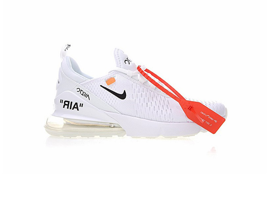 huge selection of a815a ad245 Air Max 270 x Off-White - Nike | Foot Candy