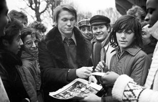 Ретро. Как Блохин помог советскому футболу из раковины ...