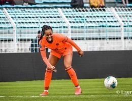 Marie-Antoinette Katoto a été élue joueuse du mois de novembre en D1.