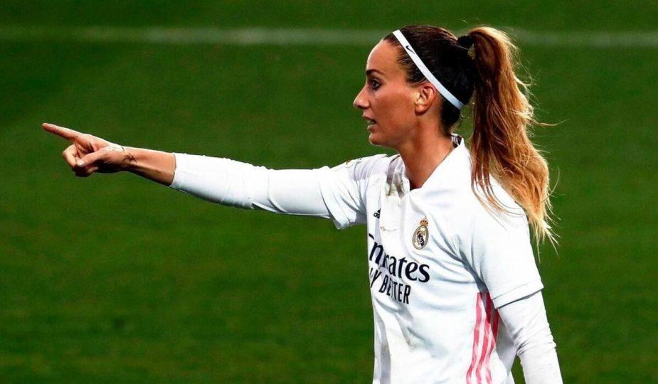 Kosovare Asllani évolue au Réal Madrid