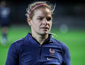 Eugénie Le Sommer est positive au Covid-19