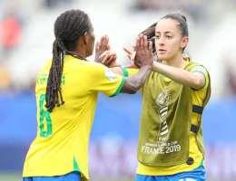 Tout comme Alana Cook, Luana et Formiga seront forfaits pour la Shebelieves Cup en février