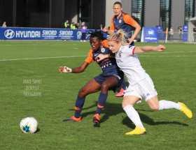 Montpellier et Lyon s'affrontent en D1 Féminine samedi 6 février 2021.