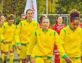 Nantes reprendra la D2 féminine le 18 avril