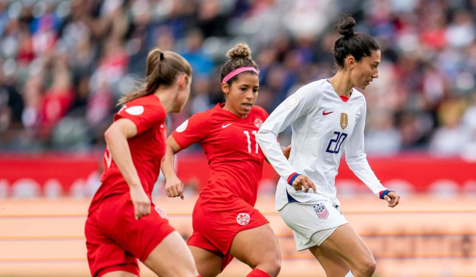La Shebelieves Cup 2021 mettra aux prises le Canada et les USA