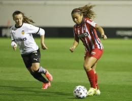 L'Atlético a été tenu en échec par Valence lors de la J24 de Primera Division
