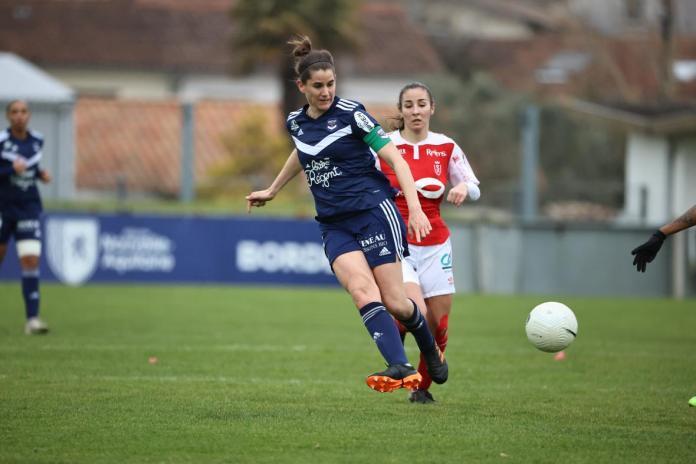 Charlotte Bilbault opérée au genou et forfait avec les Bleues