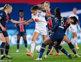 Sondage sur le résultat du match entre Lyon et le PSG
