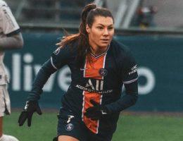 Ramona Bachmann est dans la composition du PSG pour affronter le Sparta Prague
