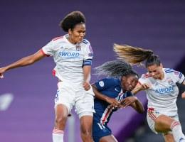 Wendie Renard et l'OL retrouveront le PSG en quarts de finale de la Ligue des champions féminine