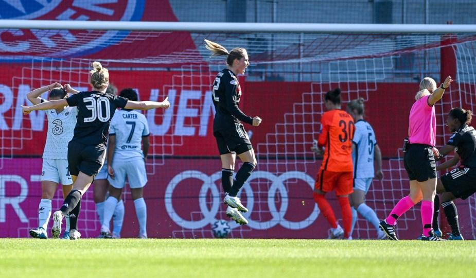 Le Bayern Munich a renversé Chelsea. ©FC Bayern Frauen / Twitter