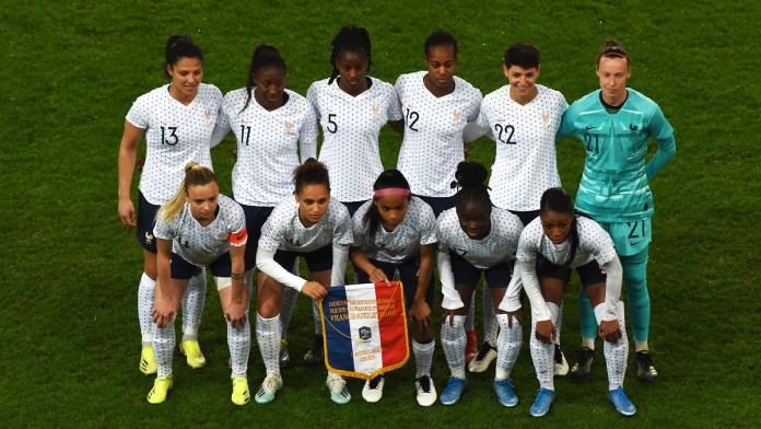La victoire de la France face à l'Angleterre en chiffres