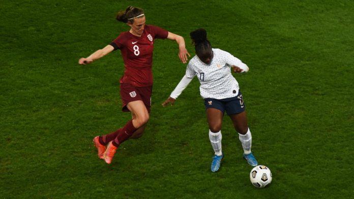 Baltimore a ouvert le score face à l'Angleterre ce 9 mars. ©Jérôme Flury