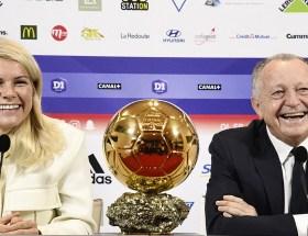 Ada Hegerberg s'insurge contre le passage à dix clubs en D1