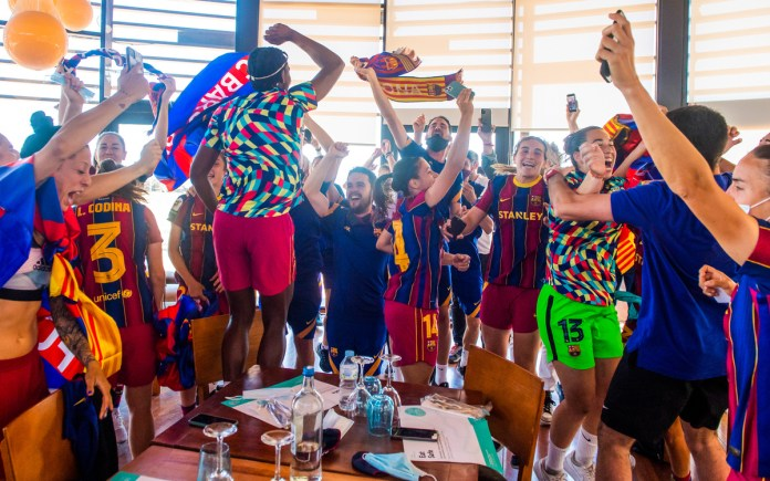 Barcelone champion d'Espagne après sa victoire à Tenerife