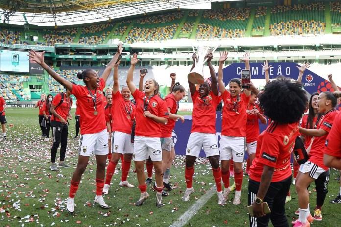Benfica remporte la Liga portugaise pour la première fois de son histoire