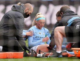 Pas de JO pour Chloe Kelly (Manchester City) qui souffre d'une grave blessure au genou