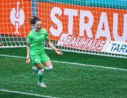 Wolfsburg arrache la Coupe d'Allemagne à Frankfort en prolongations