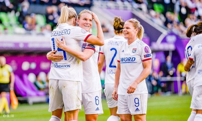 L'OL participera à la Women's International Champions Cup 2021