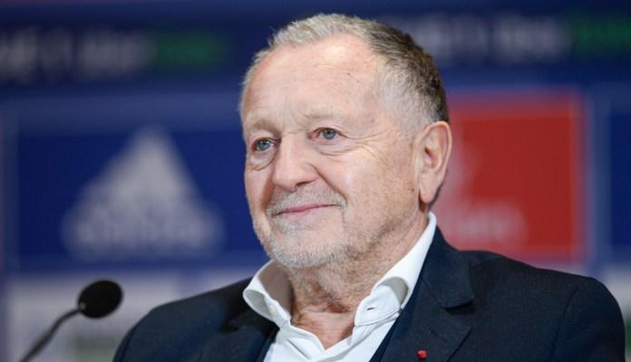 Jean-Michel Aulas (OL) annonce des prolongations et des arrivées en provenance des USA