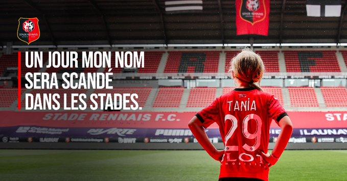 Rennes lance sa section féminine