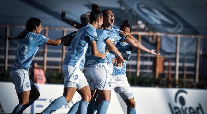 Sarah Huchet a sauvé Naples en Serie A