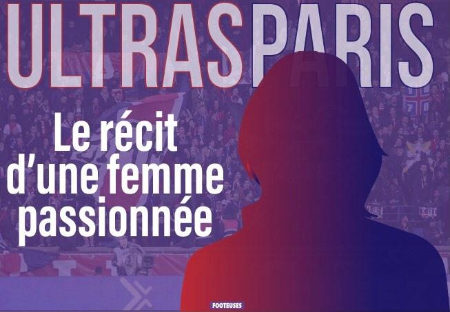 Entretien avec Audrey, une ultra du PSG au féminin