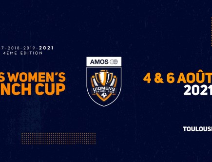 la Amos Women's French Cup