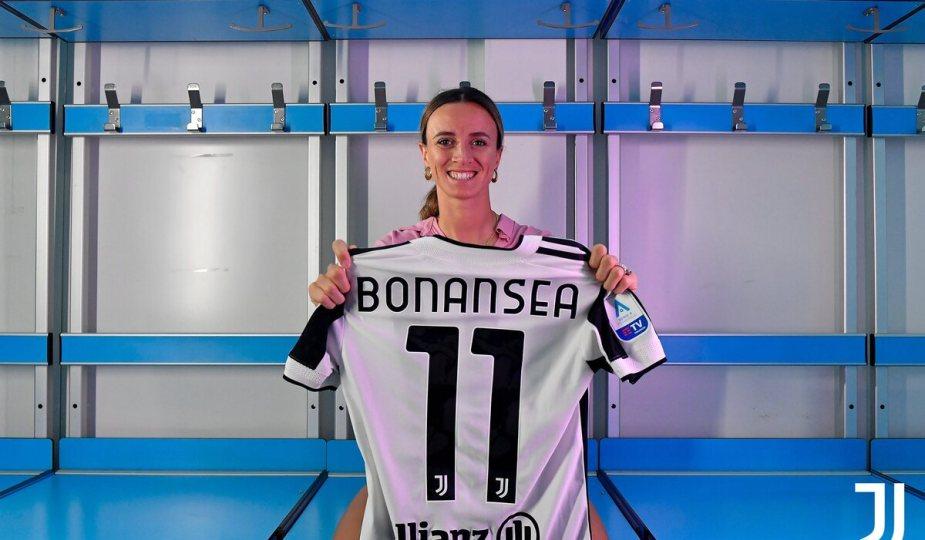 Barbara Bonansea prolonge à la Juventus