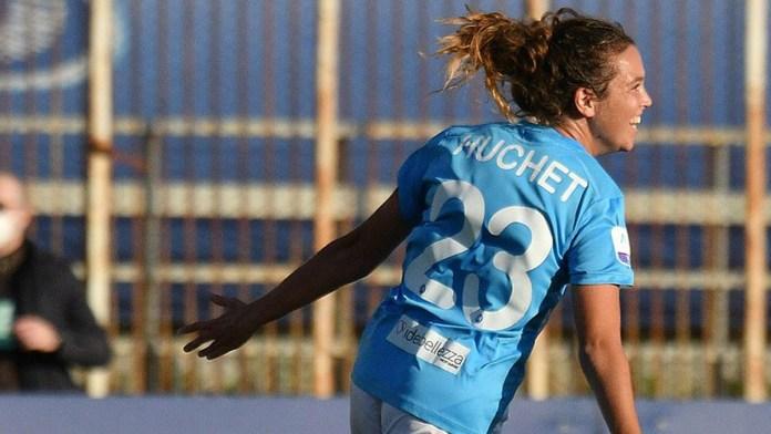 Sarah Huchet Naples