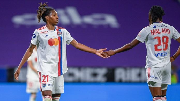 L'Olympique Lyonnais écrase Fleury (8-0)