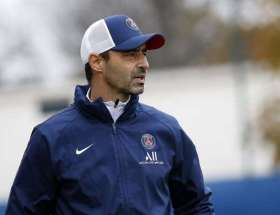 Olivier Echouafni n'est plus l'entraîneur du PSG