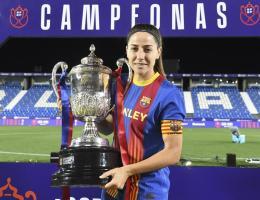 Vicky Losada officialise son départ du Barça
