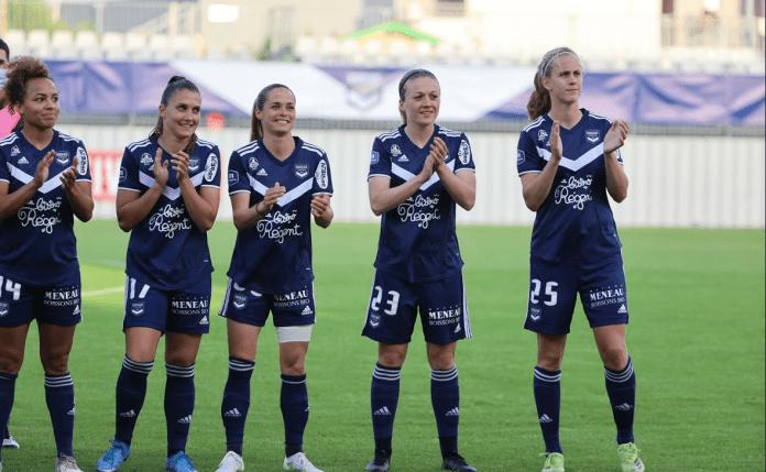 Bordeaux en Ligue des championnes