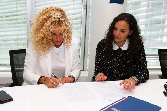 Kheira Hamraoui signe au PSG