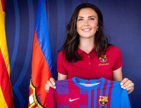 Ingrid Engen rejoint Barcelone jusqu'en 2023