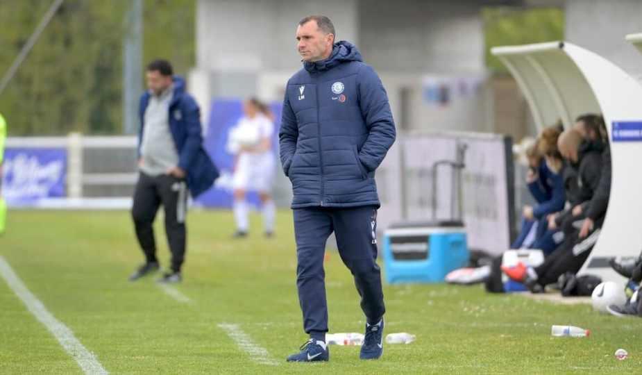 Laurent Mortel quitte Soyaux