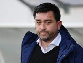 L'entraîneur de Bordeaux, Pedro Martinez Losa.