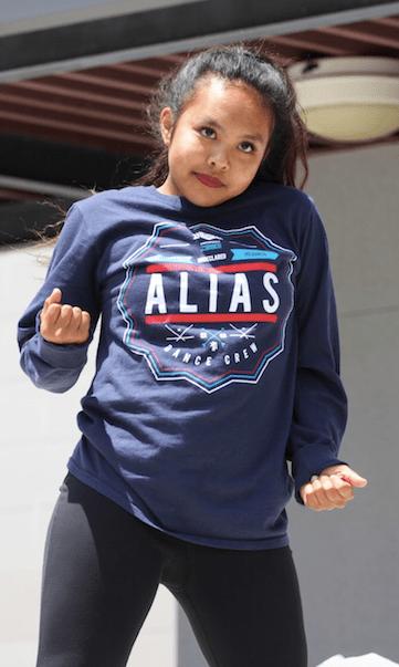 Junior Jasmine Basilan danced in a hip-hop routine to a mashup of several songs. Credit: Sarah Kagan/The Foothill Dragon Press