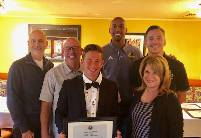 Alex Florman    Kiwanis Young Man of the Month September